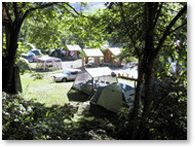 朝里川温泉オートキャンプ場