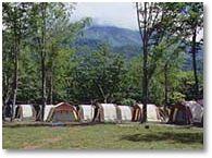 休暇村田沢湖高原乳頭キャンプ場