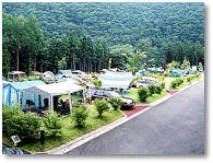 閉伊川オートキャンプ場