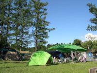 休暇村羽黒山キャンプ場