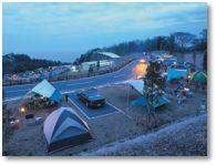 神割崎キャンプ場