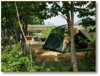 羽鳥湖高原レジーナの森Coleman Camp Ground
