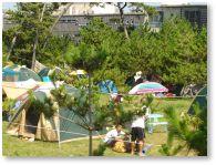 窪田キャンプ場