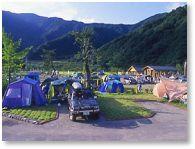 わらびのキャンプ場