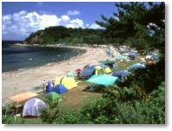 袖ヶ浜キャンプ場