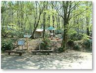 石川県森林公園三国山キャンプ場