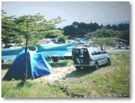 大原町上布施オートキャンプ場