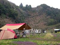 実谷オートキャンプ場