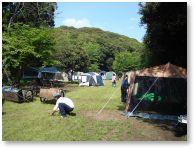 大房岬キャンプ場