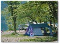 西湖キャンプ・ヴィレッジ・ノーム(旧西湖レークサイドキャンプ村)