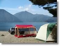 本栖レークサイドキャンプ場