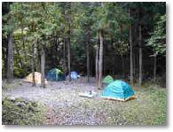 平山キャンプ場