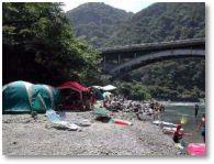 両国橋キャンプ場