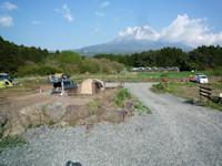 富士ヶ嶺おいしいキャンプ場