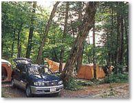おんたけ森きちオートキャンプ場