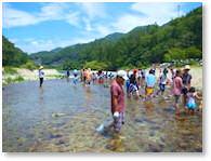 和知野川キャンプ場