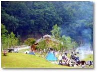 大島河原河川公園オートキャンプ場