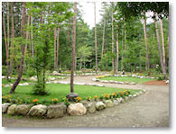 HAKUBA KING PAPAYA リゾートオートキャンプ場