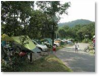 のぞきど森林公園キャンプ場