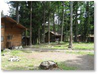 大池市民の森大池キャンプ場