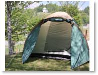 星と緑のキャンプ場