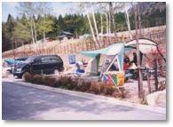 ひだ流葉自然休暇村オートキャンプ場