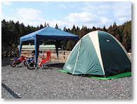 馬小屋ベースキャンプ場