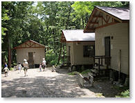 和良大月の森公園キャンプ場