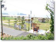 高嶋海水浴場・オートキャンプ場