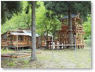 美山くるみの森キャンプ場
