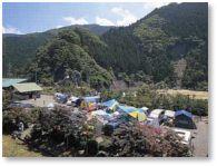 金剛緑地公園キャンプ場