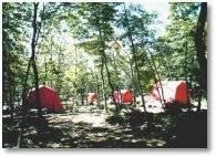 広島県立もみのき森林公園キャンプ場