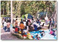 恐羅漢牛小屋高原エコロジーキャンプ場