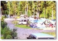飯南町ふるさとの森キャンプ場(旧:島根県県民の森)
