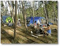 野田浜キャンプ場