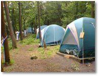 やまなみ荘キャンプ場