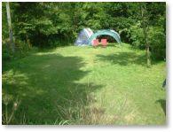九重山麓風の丘キャンプ場