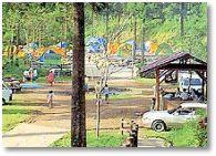 牧水公園キャンプ場