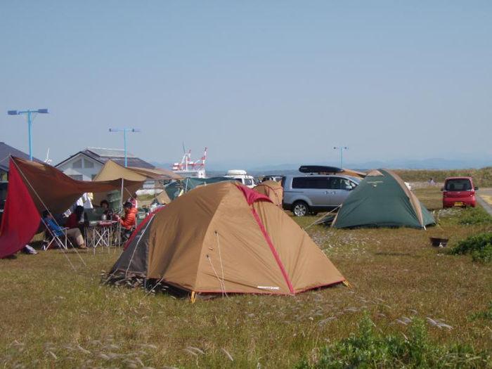 マリンパーク御前崎オートキャンプ場