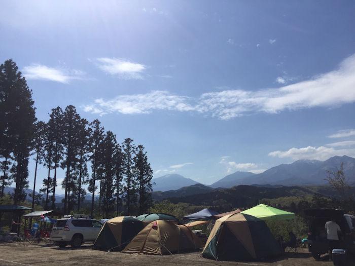 日光・まなかの森キャンプ&スパリゾート