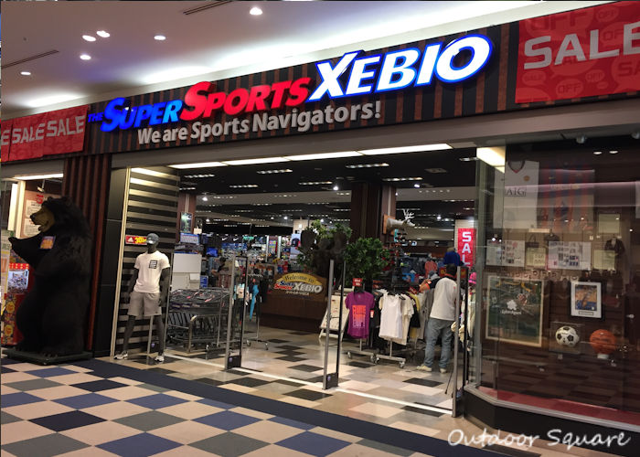 XEBIOスーパースポーツゼビオ ららぽーと豊洲店